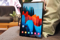 Watch Blu-ray movies on Galaxy Tab S7 Plus with subtitle you want