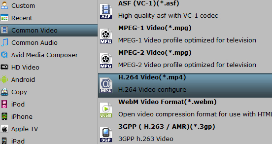 Blu ray to MP4 Converter