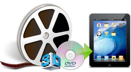 iPad Air Video Converter - watch movies DVD on iPad Air