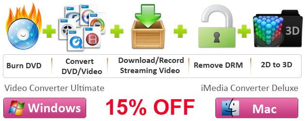 Video Converter Ultimate-15% OFF